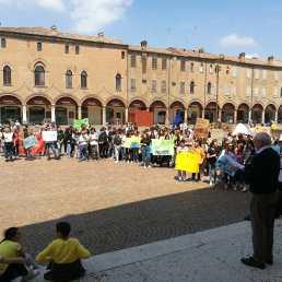 23 Maggio 2019 a Carpi FFF (2nd global climate strike)